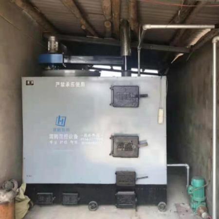 养鸡加温设备用锅炉 小鸡脱温专用加温设备辉腾机械设备