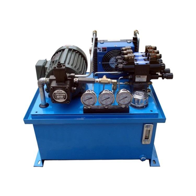 厂家直销定制定做非标液压系统液压站动力单元液压油缸