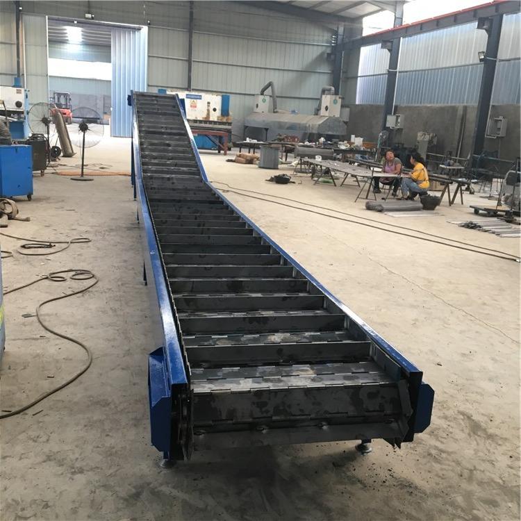 食品输送机械_杭海机械_不锈钢链板输送机_商家生产