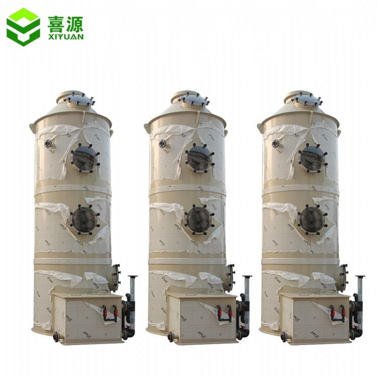如何去除喷淋塔的水雾汽 活性炭处理工业废气 家具厂喷漆废气处理设备