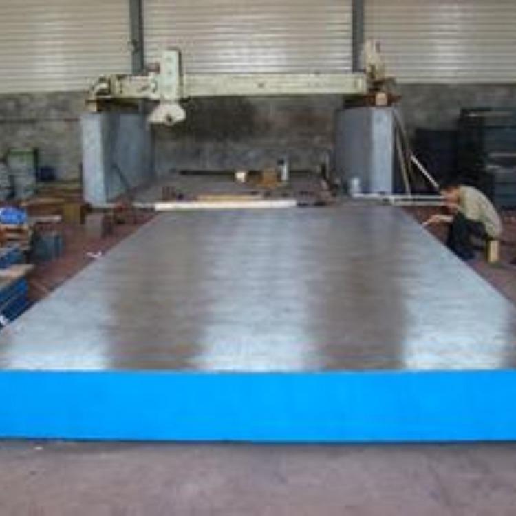 专业生产铸铁平台 重型焊接平台
