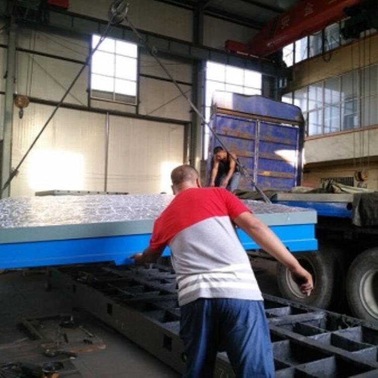 直销精密铸铁平台 铸铁模具平台工作台现货