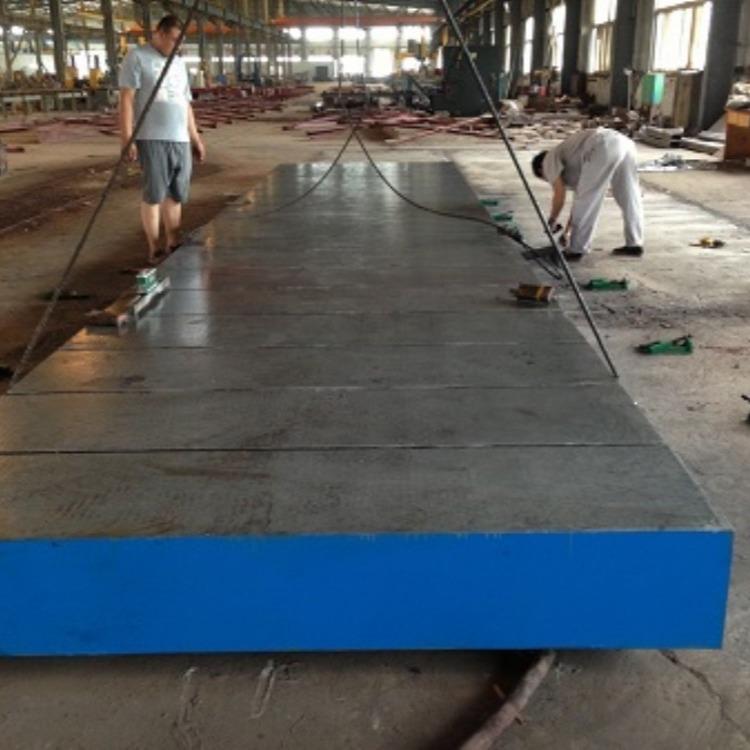 铸铁平板调试 三维柔性工装快速焊接平台