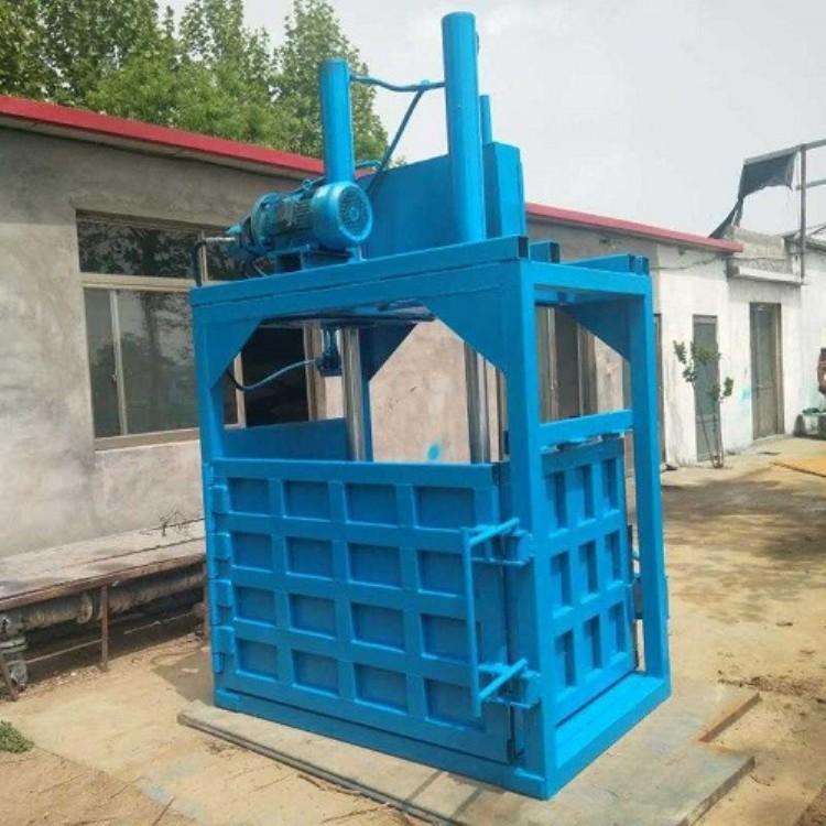 单缸  油漆桶压扁机  60吨液压打包机 规格型号定制60吨液压打包机单缸