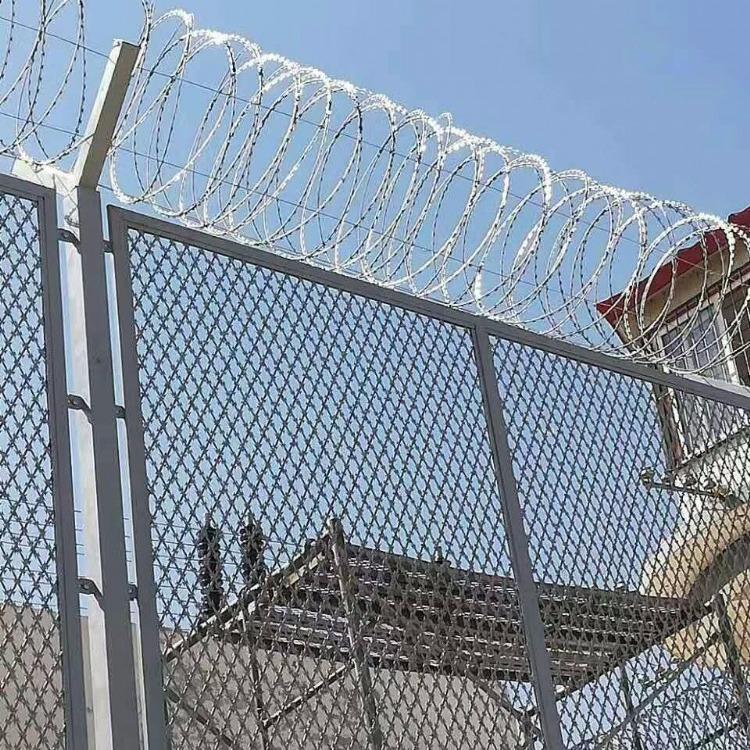 刀片报警电子围栏SA-DP100-刀片滚网-刀片刺绳三安古德