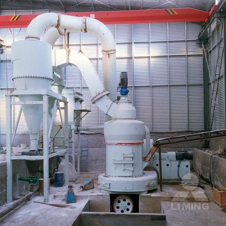 MTW欧版T型磨粉机 600目腻子粉超细磨粉机 碳酸钙磨粉机械工艺