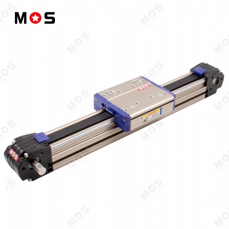M60负载25公斤直线模组滑台线性导轨同步带模组滑台