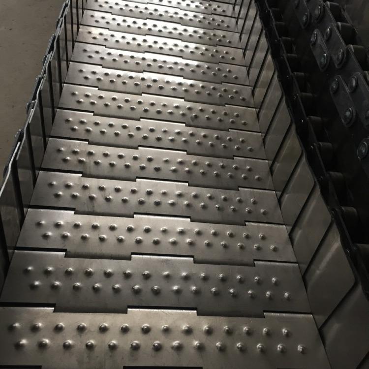 链板厂家直销烘干机输送链板 防滑链板杀菌机传送链