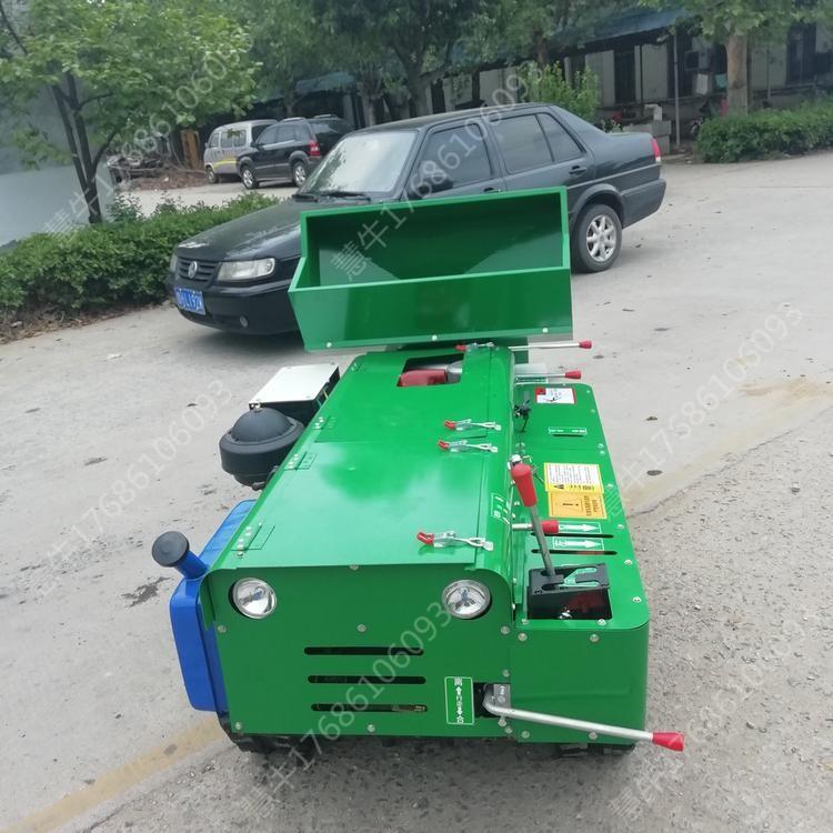 广安履带式旋耕机履带旋耕机履带开沟机多少钱