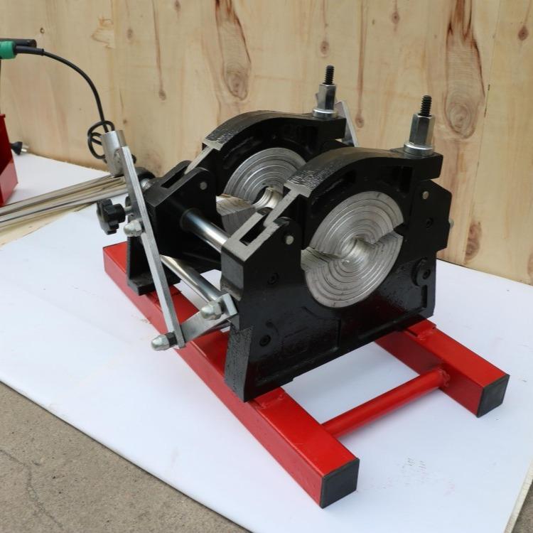 济南八达塑料管材热熔对焊机 手动热熔对接机 热熔机S200 厂家直销