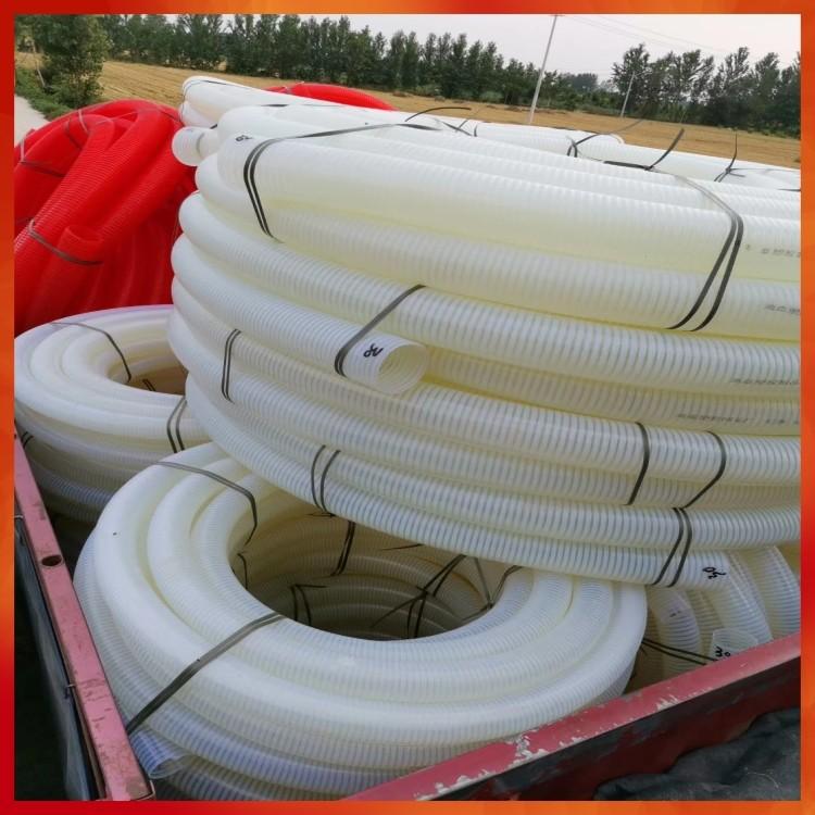 PVC螺旋管  工业用软管  抽沙管  厂家直销