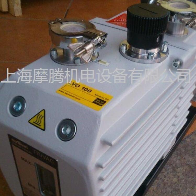 莱宝 SOGEVAC系列单级油封旋片泵 SV500,真空泵配件