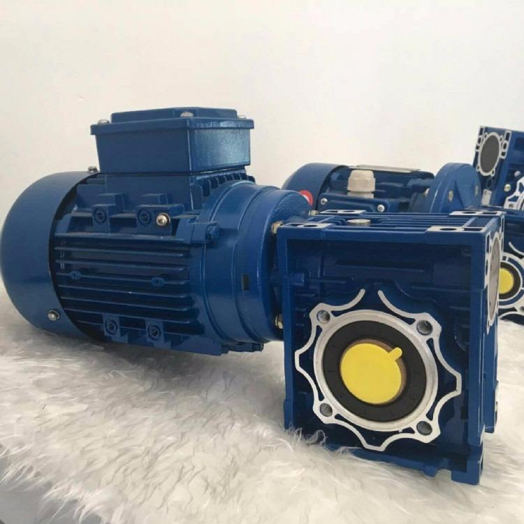 铝合金RV涡轮减速箱蜗轮减速机厂家