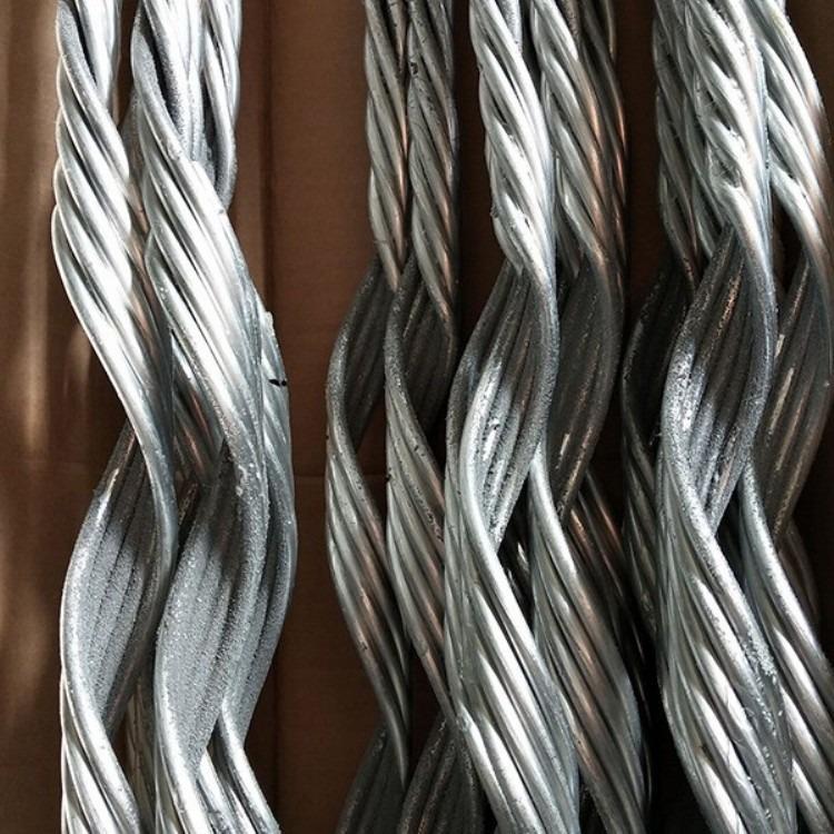 安全备份线夹的参数预绞式安全备份线夹生产厂家山东海虹补强接续条预绞丝出口安全备份线夹招标