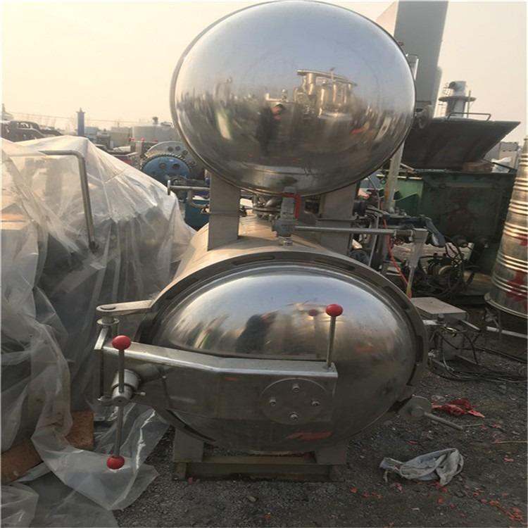 出售二手杀菌锅-双层电加热水浴式杀菌锅-商用大型食品杀菌锅