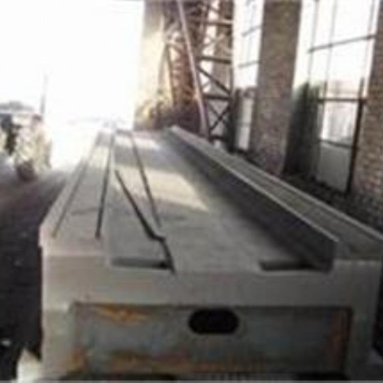 大型龙门刨床身铸件 机床铸件 厂家直销