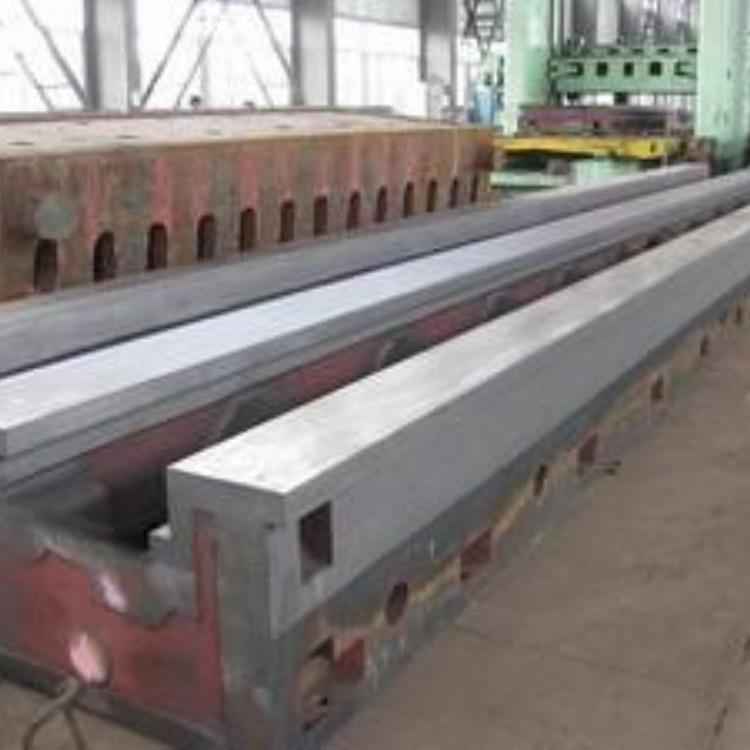 机床床身铸件厂家 机床机械铸件 床身 立柱