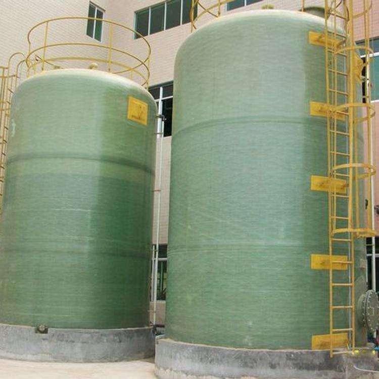 厂家现货 玻璃钢消防水复合储罐 稀盐酸溶液储罐 大口径储罐池 消防用水罐