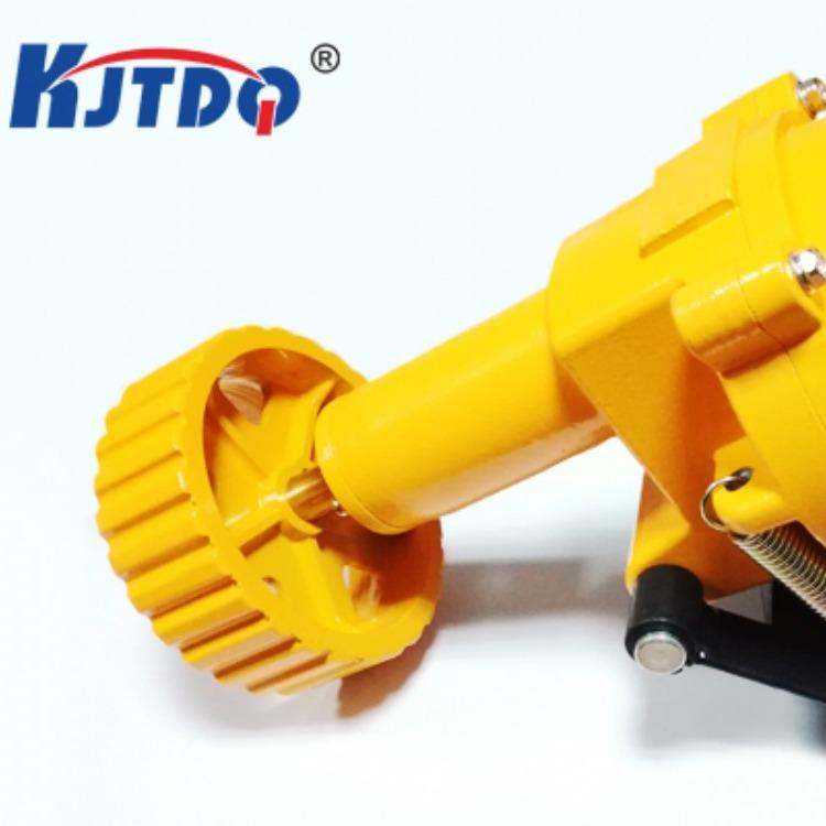 YHDH-2,皮带打滑器,打滑检测装置安装
