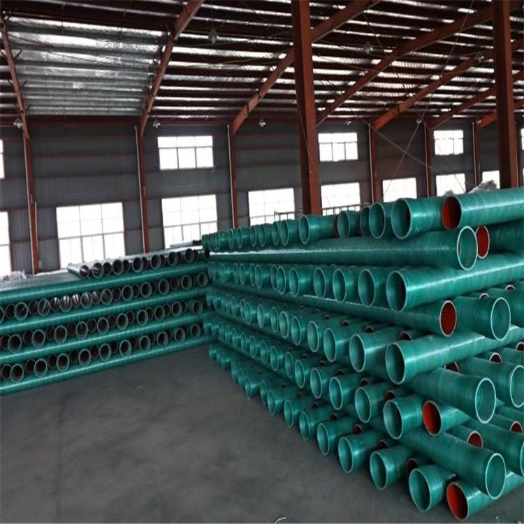 西安MPP塑钢复合管 优质玻璃钢穿线管 玻璃钢穿线管订单生产