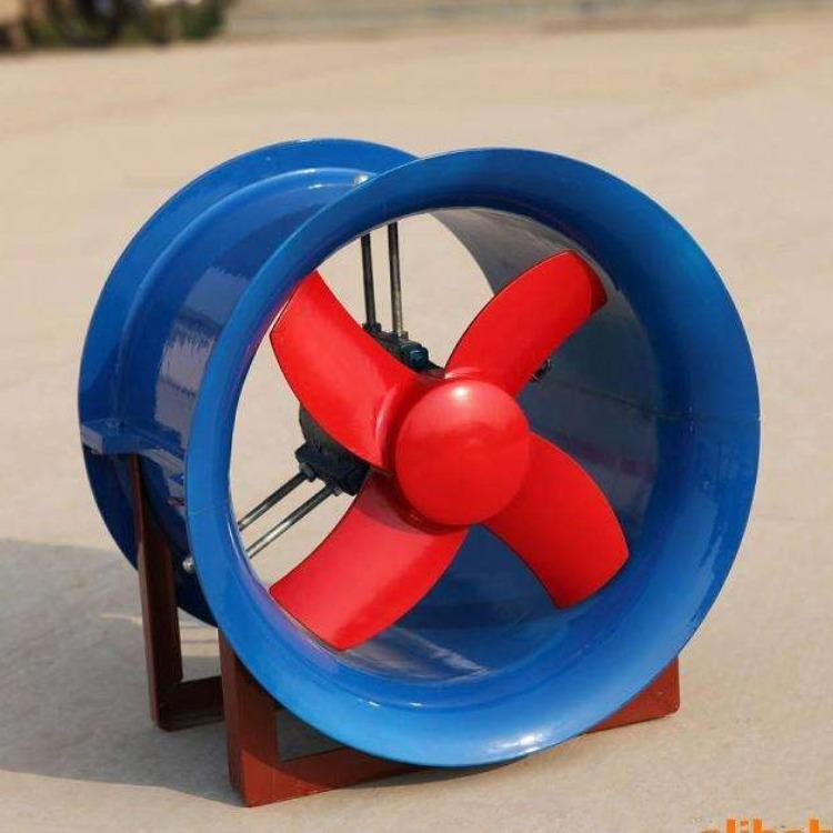 厂家直销镀锌板轴流风机耐高温防爆轴流风机 碳钢板轴流风机中低压轴流