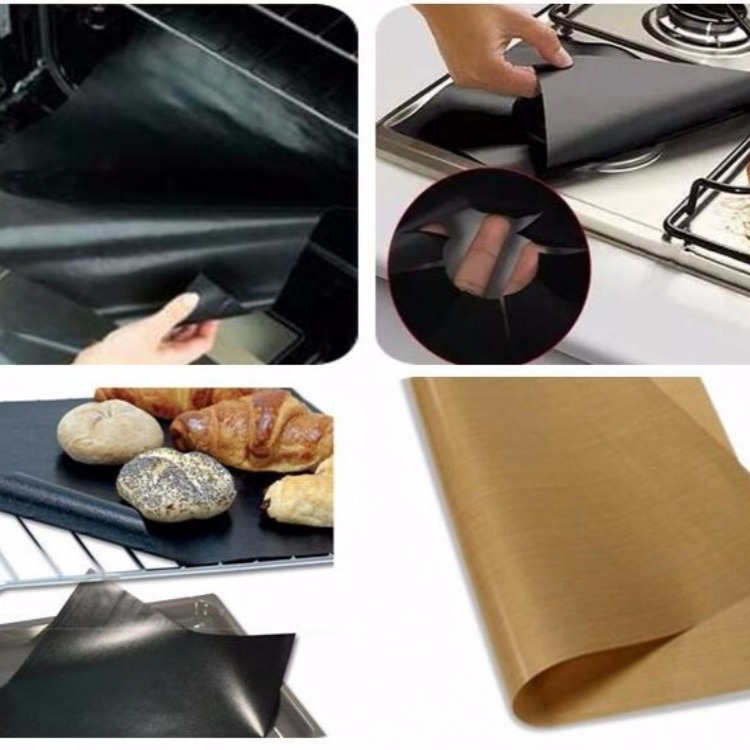 热销 上海 耐高温膜 0.18mm厚 更换方便 烤箱用的 铁氟龙烘烤垫