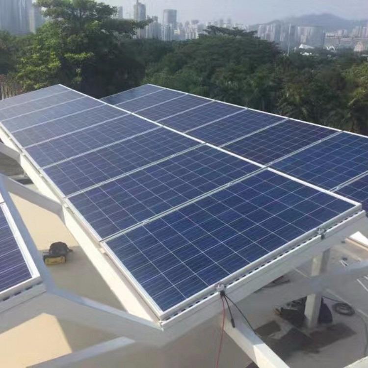商业性质的光伏发电 商业光伏发电计划书 免费设计方案 25年质保工厂直销  一站式服务