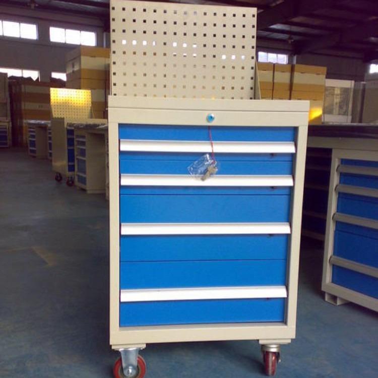 车间机床工具车 装配车间工具车 工具整理存放车 铣床工具车