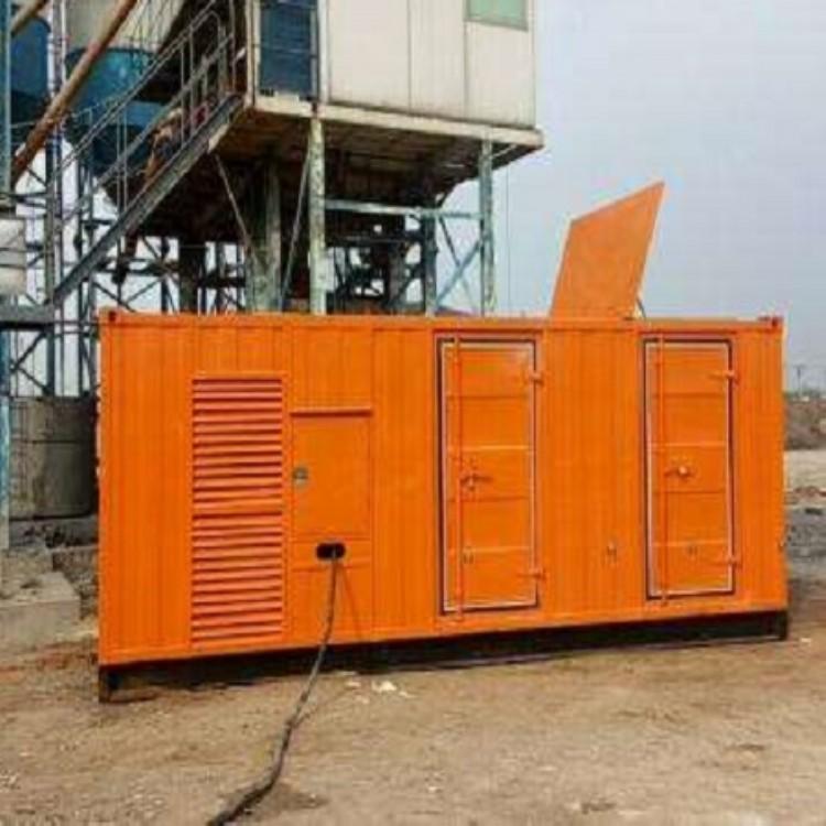 襄樊发电机出租10002000KW发电机可日租