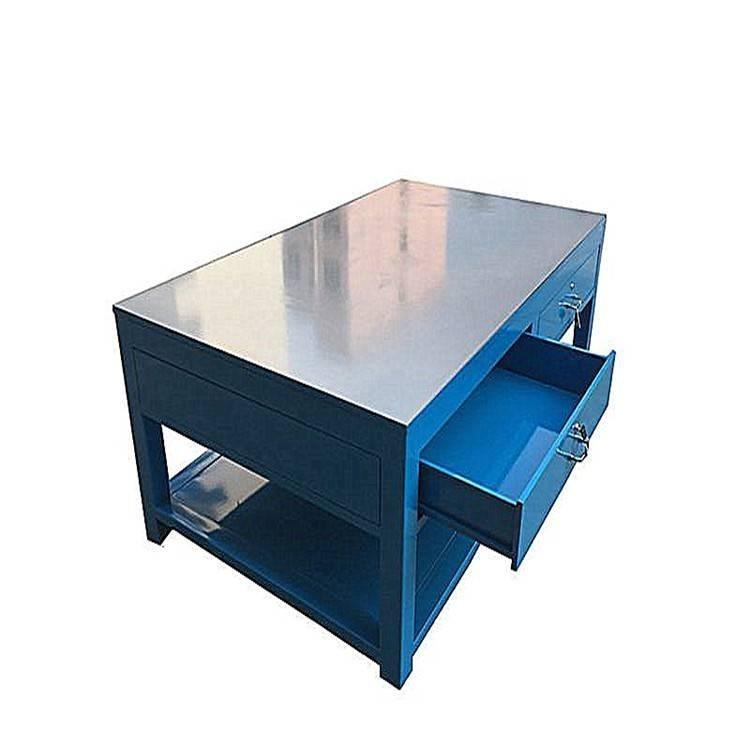 订制模具拆装工作台,模具抛光工作台,打磨模具工作台,重型45#钢板工作台