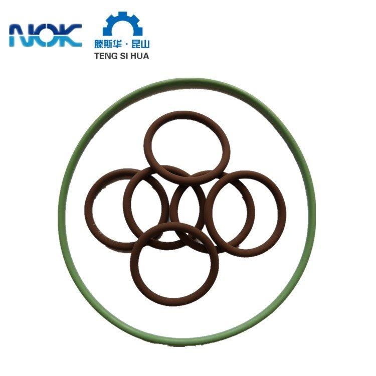 氟橡胶o形圈,常用氟胶o型圈规格,耐高温o型圈,丁腈橡胶与氟橡胶o型圈