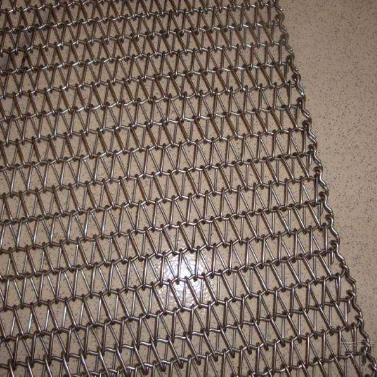 厂家直销 不锈钢输送网带 滤网型网带 金属网带