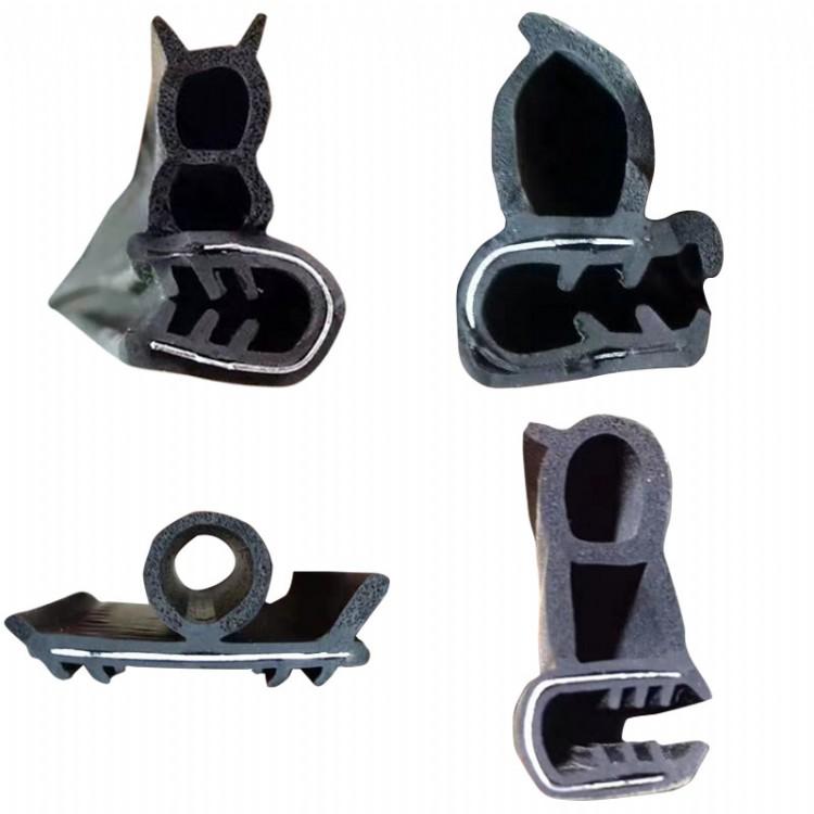大口径硅胶管透明硅胶管丁青密封条三元乙丙密封条