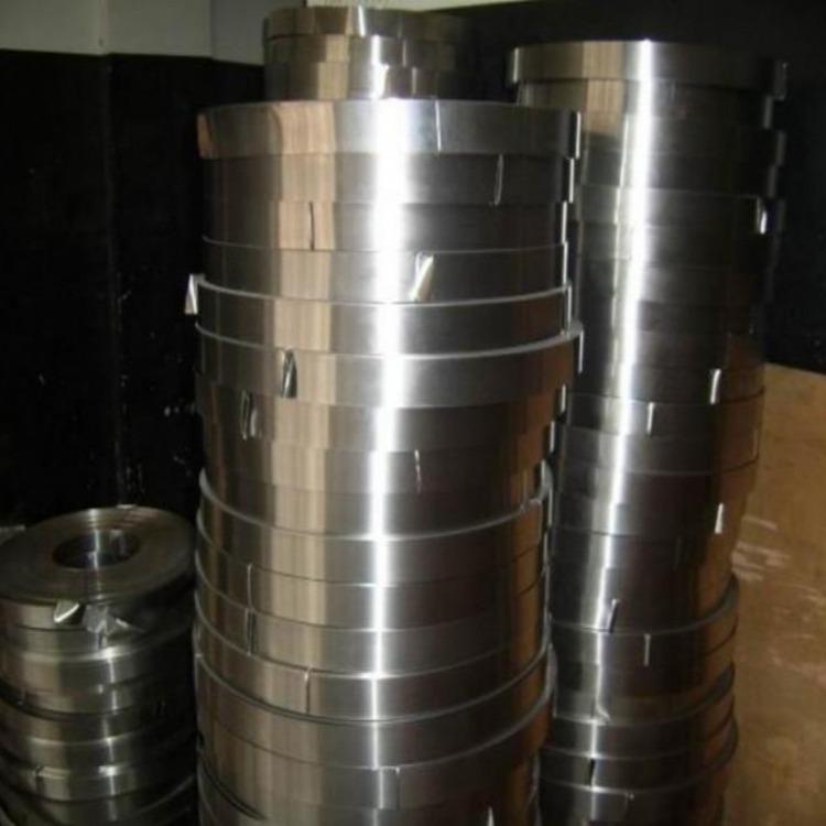 山东现货65Mn高强度弹簧钢带 ,超厚超宽65M弹簧钢板价格