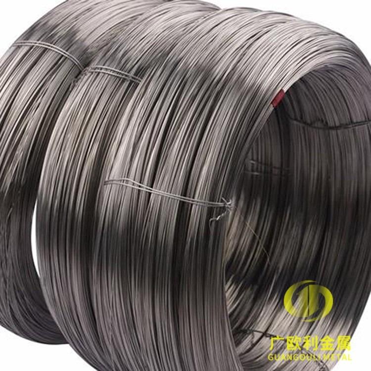 杭州现货301不锈钢弹簧线,0.85光面弹簧线,0.6光面弹簧线