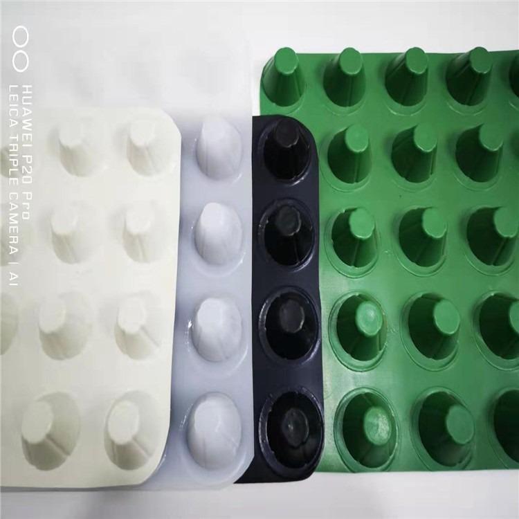 建筑塑料方片状塑料排水板