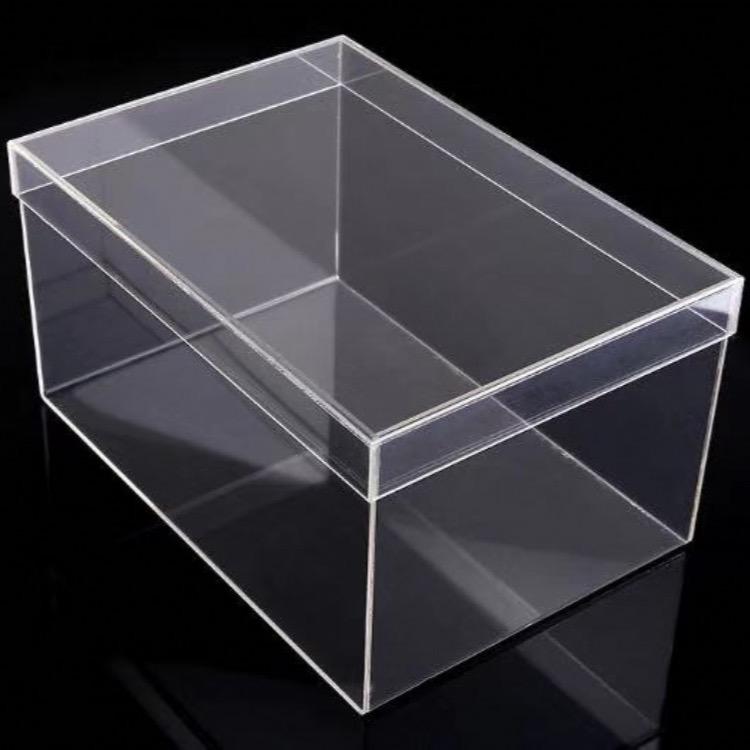 德生 江苏无锡亚克力盒子台卡插页有机玻璃制品