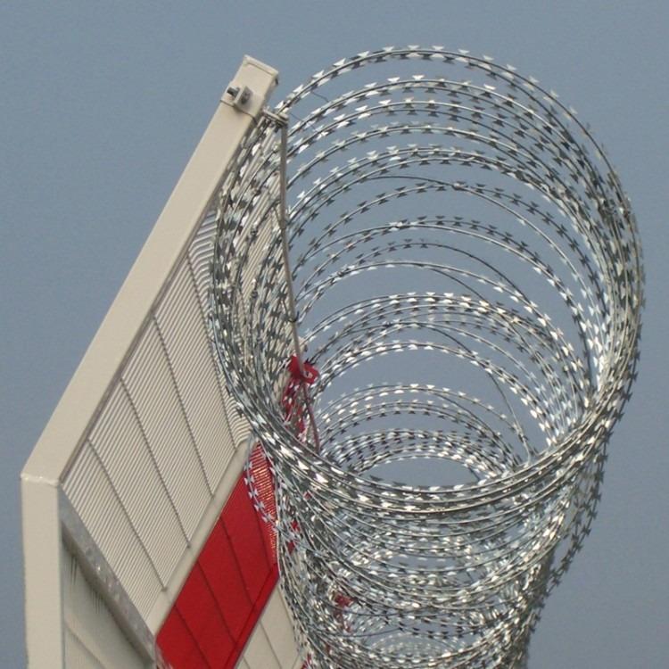 刀片刺绳出厂价-刀片刺绳的型号-刀片刺绳安装方法