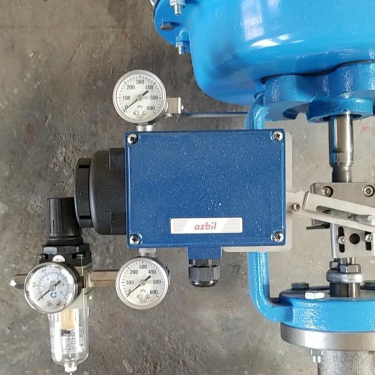 山武阀门定位器AVP100-H安装调试、说明书、维修