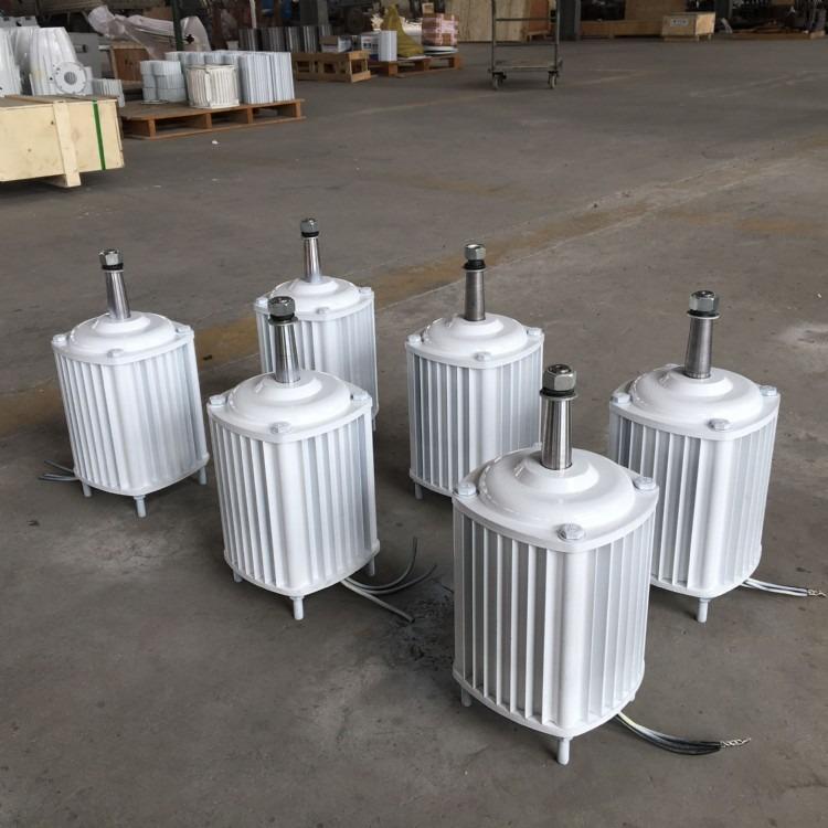 安徽5000瓦直驱式同步发电机永磁发电机晟成厂家生产