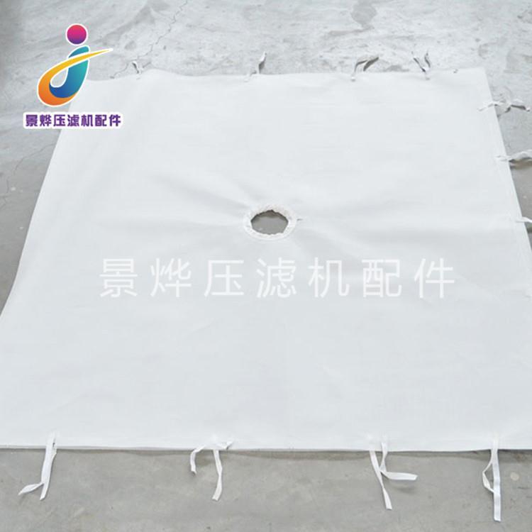 厂家供应 防静电滤布 压滤机滤布袋 单丝滤布