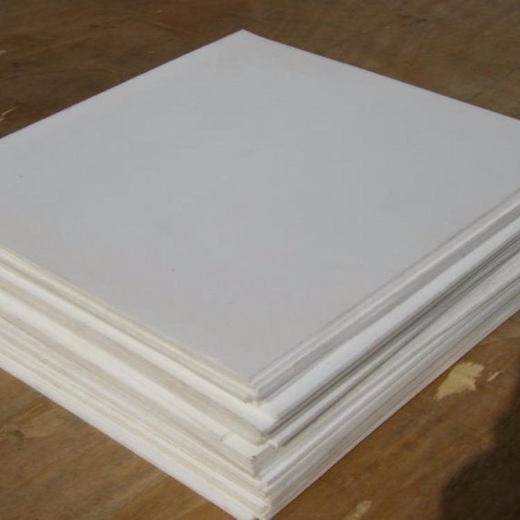 厂家聚四氟乙烯板材 国产纯料绝缘四氟板 聚四氟乙烯板5mm板