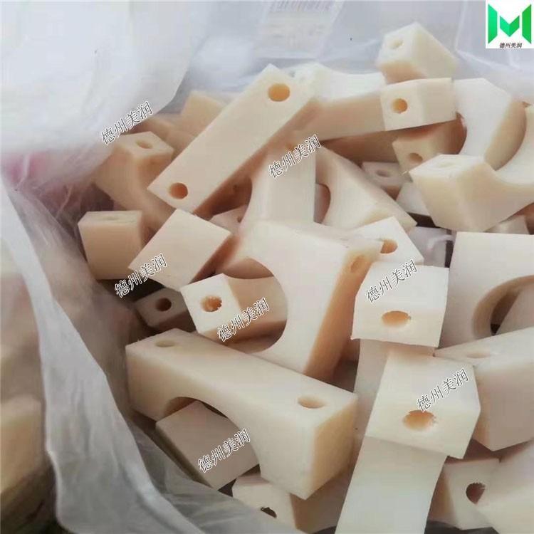 厂家生产尼龙异形塑料件 耐磨机械配件 齿轮加工件