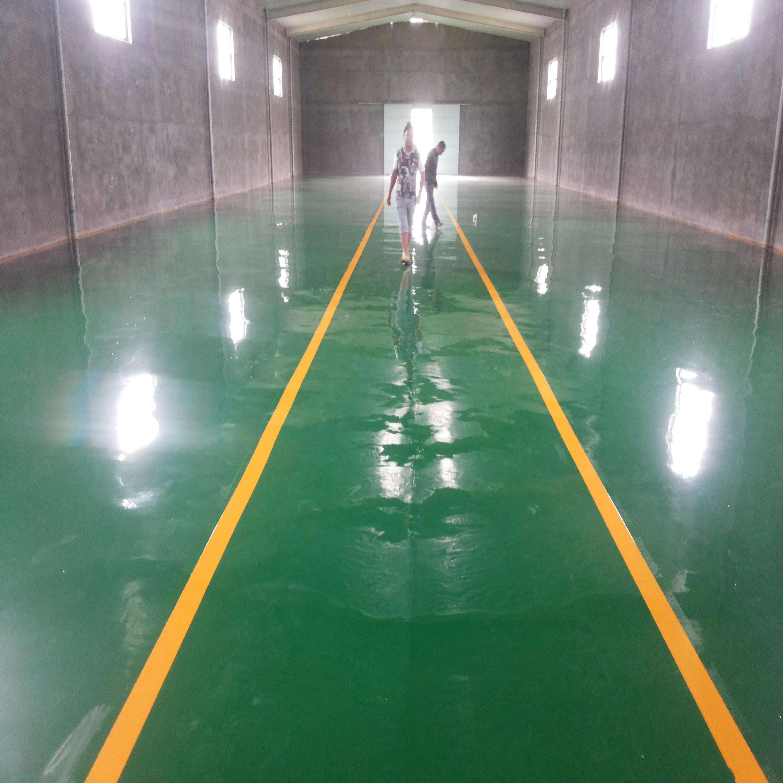环氧耐磨地坪漆 环氧地坪漆批发 水泥上刷什么漆不会掉