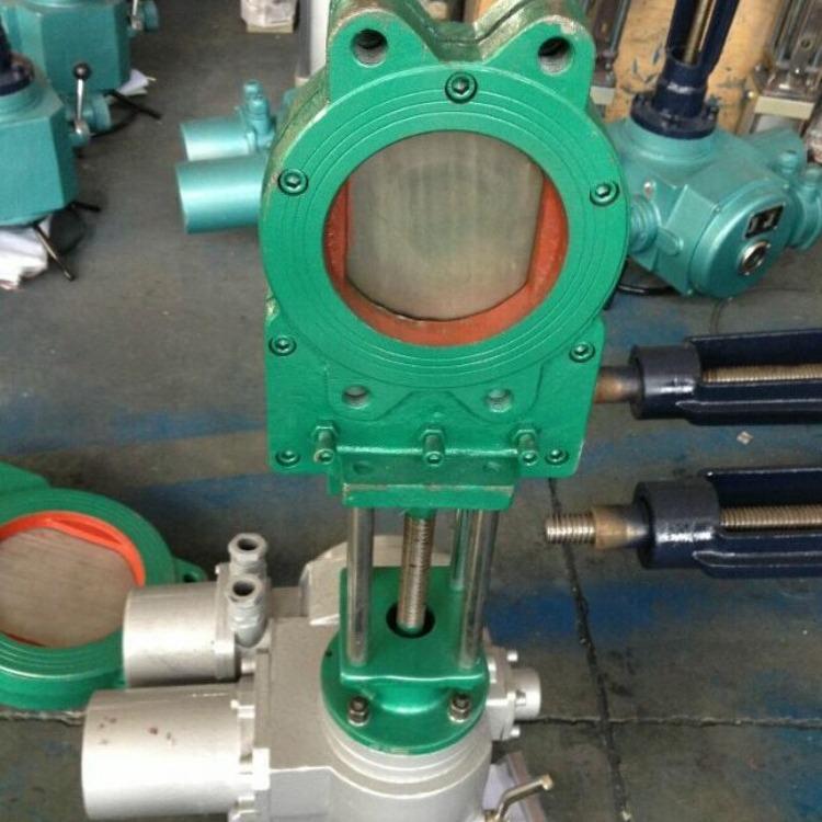 金豪阀门厂家直销Z973X电动浆液阀、电动浆液阀、电动浆液阀橡胶、电动浆液阀图片