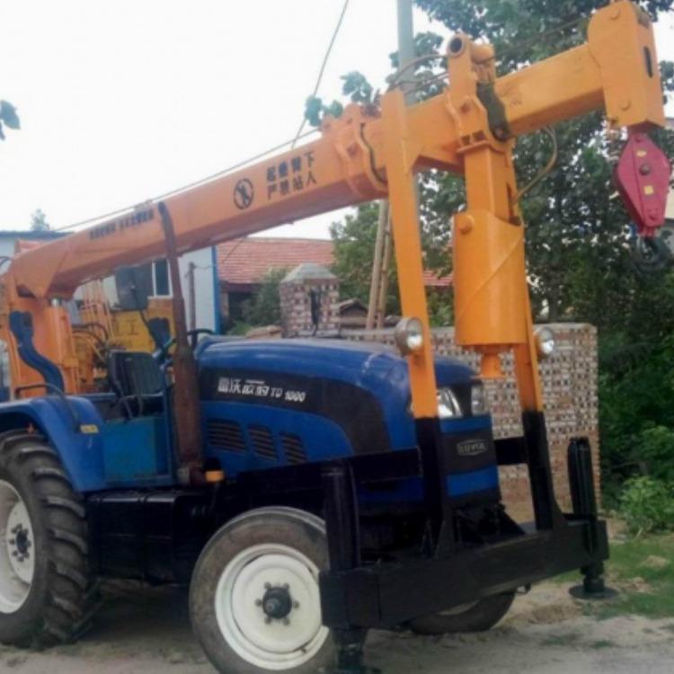 自御吊拖拉机 6吨拖拉机吊 特惠中