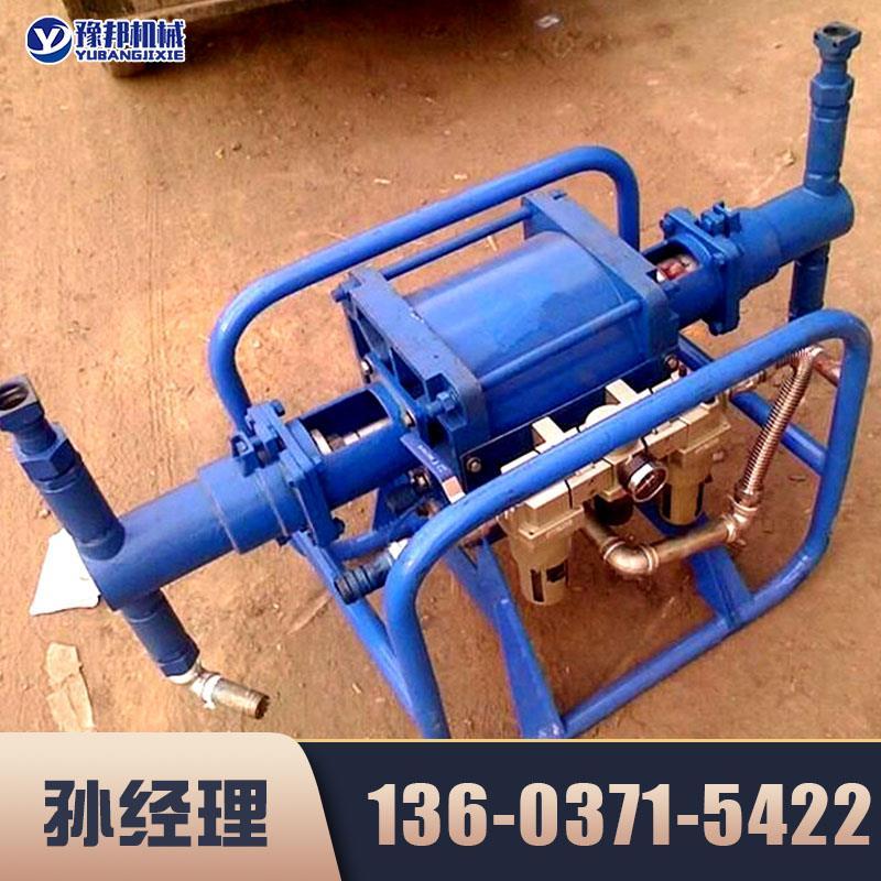 绥化市双缸双液泵注液压浆泵厂家
