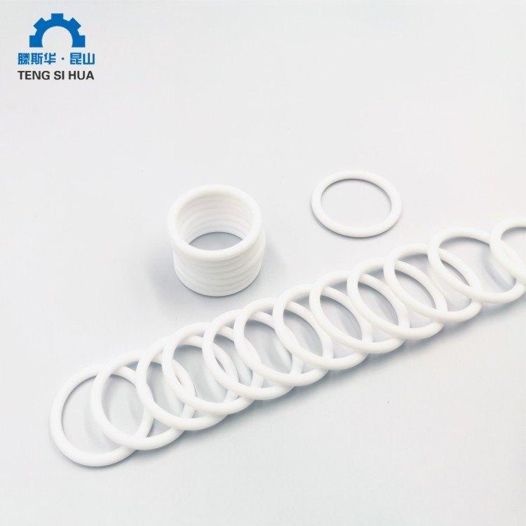 进口四氟O型圈 聚四氟乙烯O型圈 PTFE密封圈生产厂家