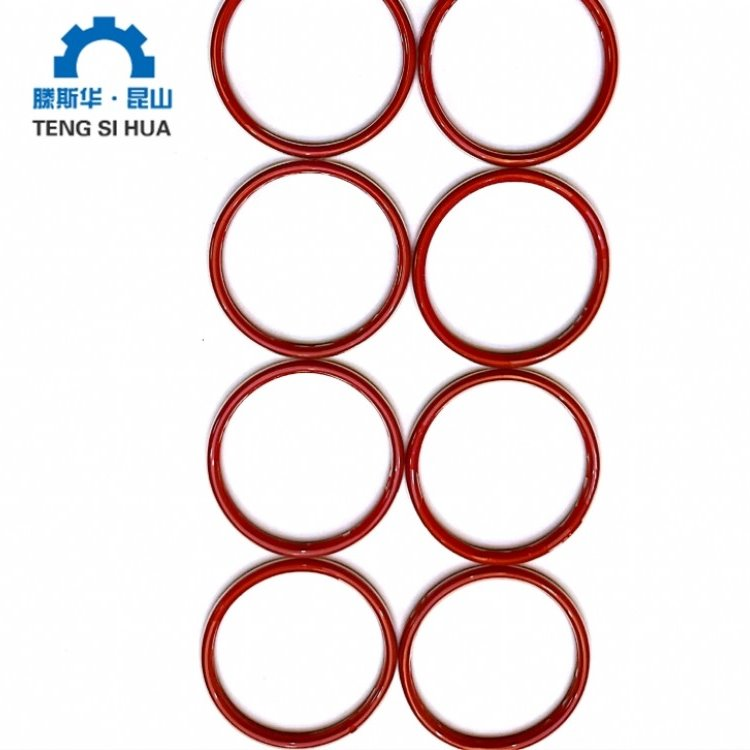 包覆O型圈(FEP+FKM)四氟包覆O型圈 耐化学腐蚀  硅橡胶包覆O型圈
