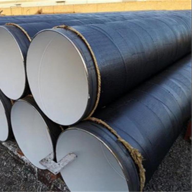 厂家定制加工环氧粉末防腐螺旋钢管价格 内外环氧防腐螺旋钢管报价 426*7防腐螺旋钢管报价